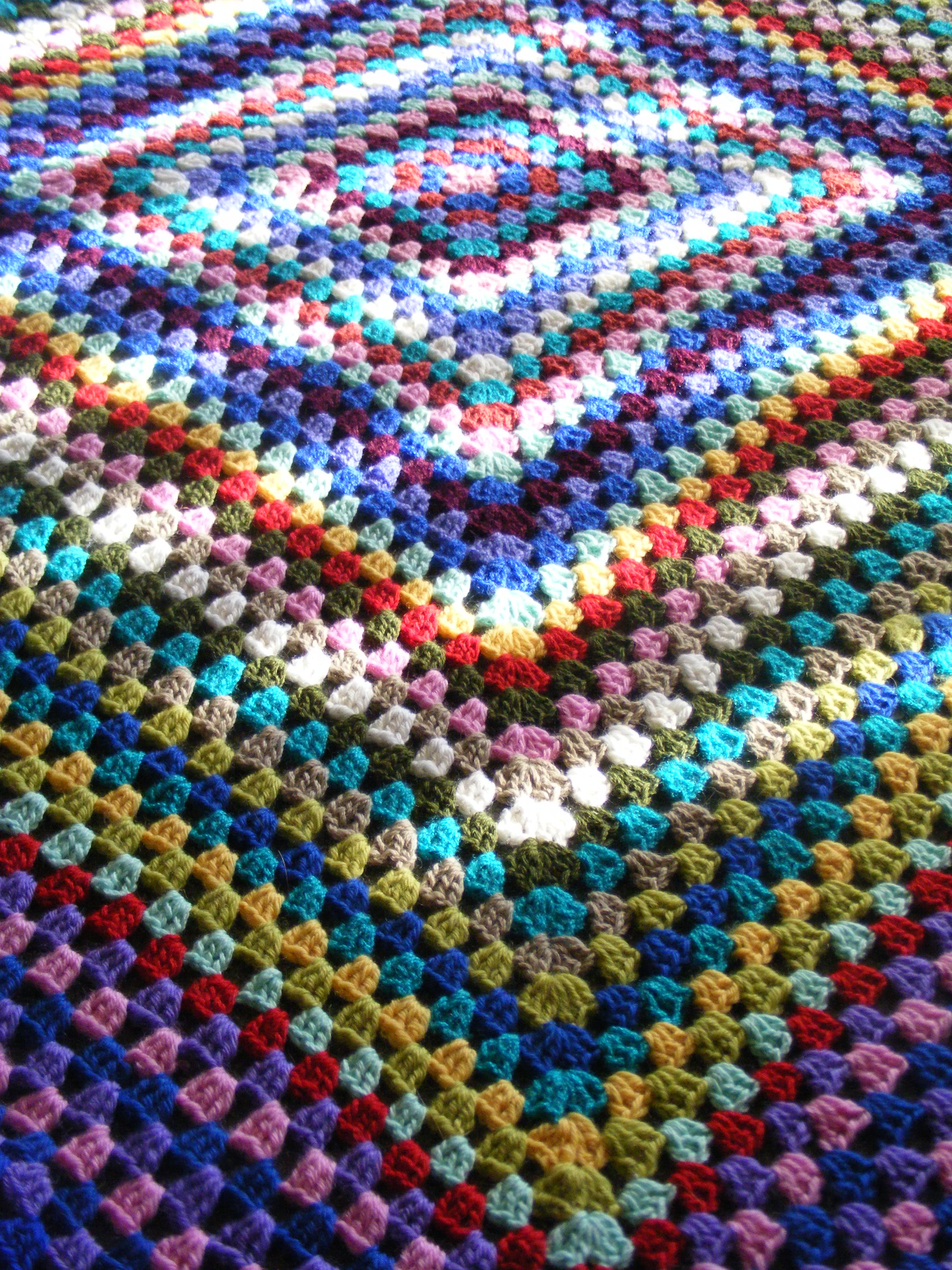Crochet for beginners. Nessbow
